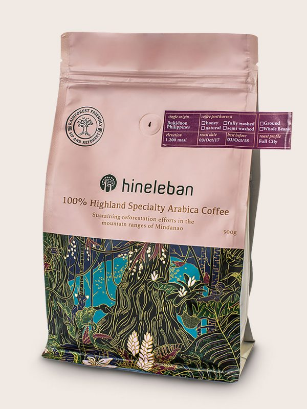 Hineleban Farms Coffee 500g